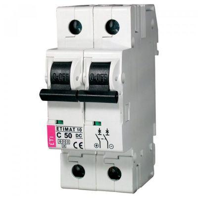 ETI ETIMAT 10-DC 2p C50 6kA (2138721)