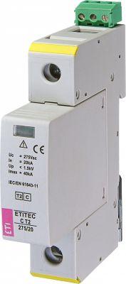 ETI ETITEC C T2 275/20 (1 + 0) 1p (2440393)