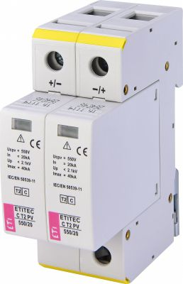 ETI ETITEC C T2 PV 550/20 (2440429)
