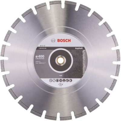 Bosch Standart for Asphalt400-20/25,4 (2608602626)