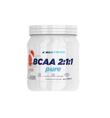 AllNutrition BCAA Max Support 500 g (5902837718521)