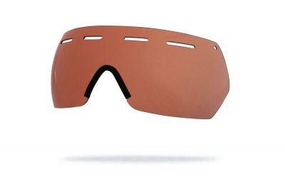 Limar линза съёмная для шлемов 007 и Speed King - оранжевая (GLA-05-99)