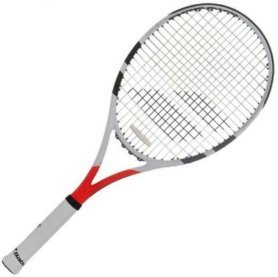 Babolat Boost Strike white/red Gr3 (121185/149)