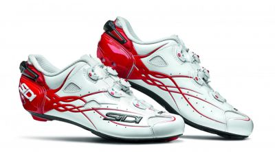 Sidi SHOT White/Red 41