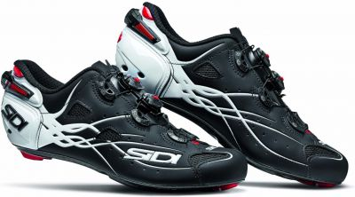 Sidi SHOT Matt Black/White 44