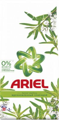 Ariel Аромат Вербены 3 кг (8001090961969)