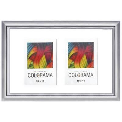 La Colorama LA- 10x15x2 77 silver collage